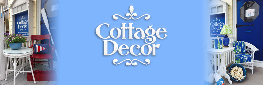 Cottage Decor Furnishings in OOB Maine